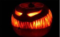 Halloween: все тайны головы-тыквы