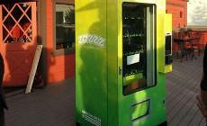 В США появился первый автомат по продаже марихуаны