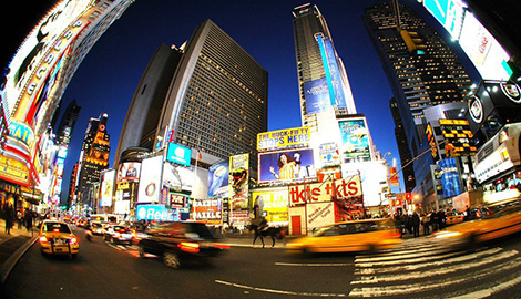 Auto New York City - генетика контрастов