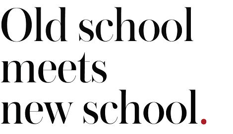 Nirvana: Old School vs. New School