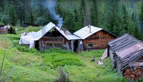 Видео: Агафья Лыкова. О древнем использовании конопли