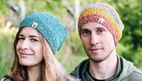 Hempforlife: рюкзаки и шапки из конопли