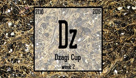 Новости DzagiCup'15. Неделя 2