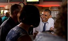 Барак Обама больше не курит?