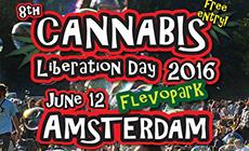 Большой фотоотчет с Cannabis Liberation Day 2016