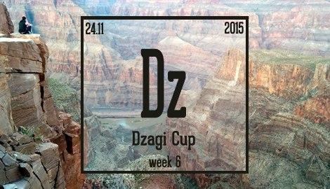 Новости DzagiCup'15. Неделя 6. Серединная