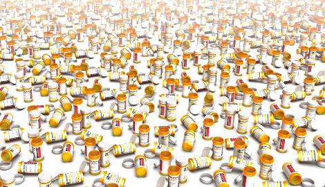 Исследование: люди бросают опиаты ради конопли