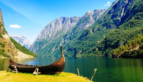 История конопли в Норвегии