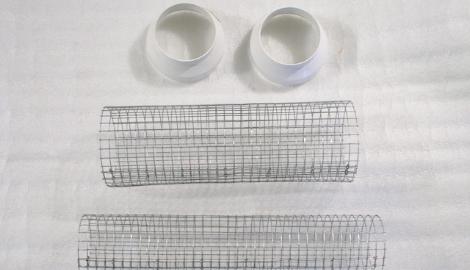 Изготовление угольного фильтра для очистки воздуха