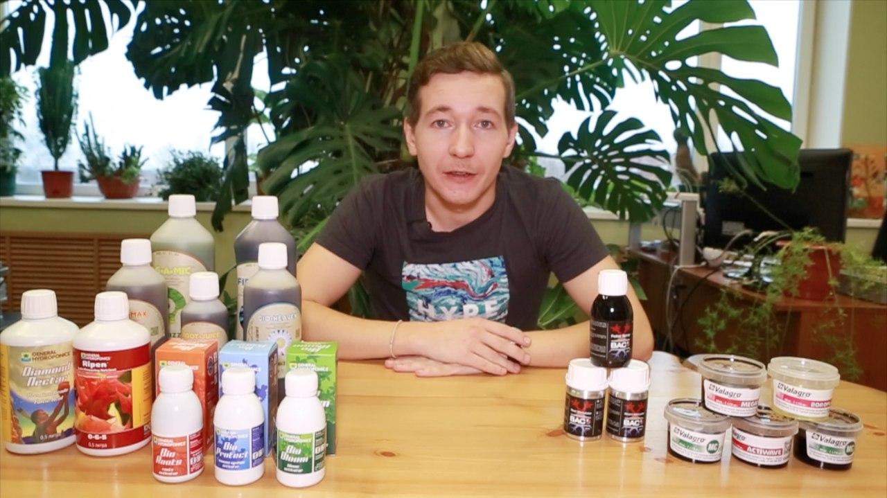 Обзор добавок и стимуляторов для растений: особенности и применение