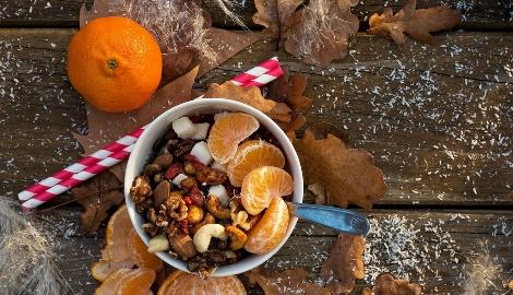 Что нужно кушать зимой, чтобы получать достаточно витаминов?