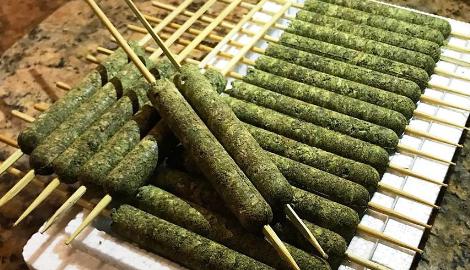 Что такое тайская палочка и как ее курить?