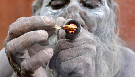 Каннабис в Индии: легенды, история и современность