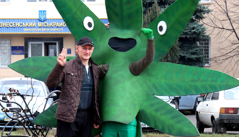 В Украине впервые оправдали гровера