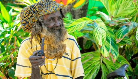 Видео: Каннабис на Ямайке