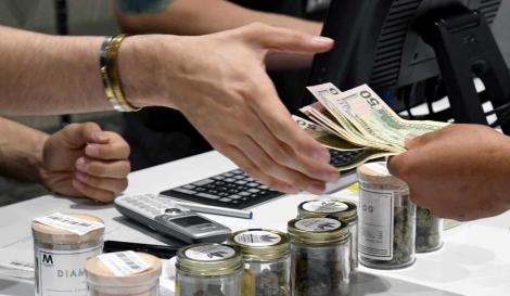 В Неваде введено ЧП из-за нехватки марихуаны