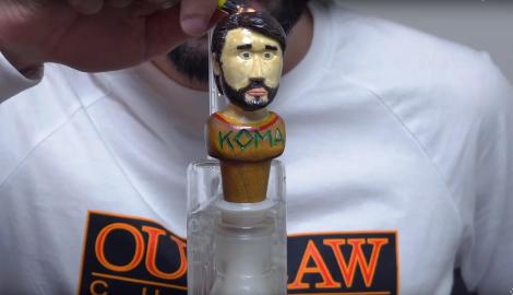 Видео: Бонг из Голливуда (Koma Republic)
