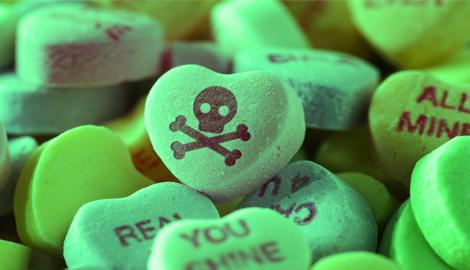 Sweet Seeds: Ядовитые конфеты - cемья The Green Poison