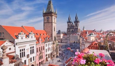 В Праге прошел марш за легализацию