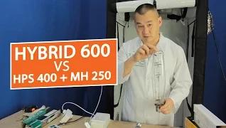 Спектр-Анализ: Super Dual 600 vs. ДНаТ400+ДРИ250.