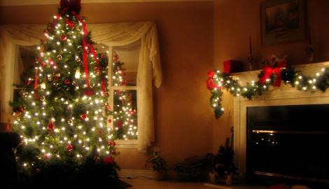 Рождественские ёлки - это святое!