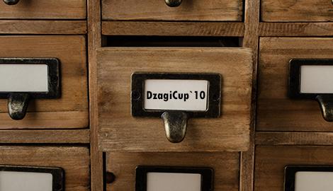 """""""Кубковый Архив"""": все репорты DzagiCup'10"""