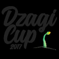 DzagiCup'17 logo