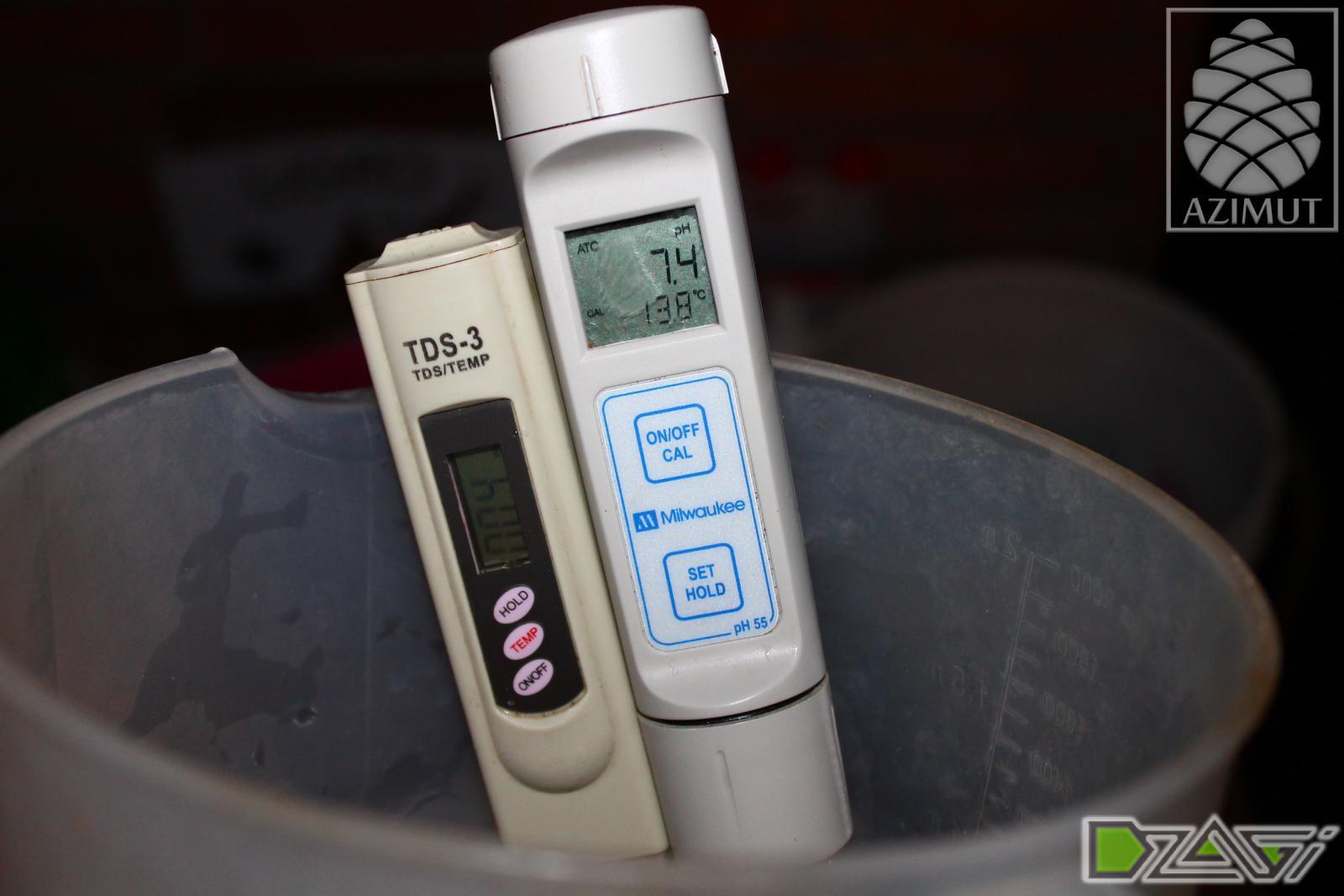 Дистиллированная вода тоже 5л. Ph 7.4 ppm 004